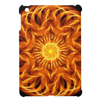 Holy Fire Mandala iPad Mini Cases