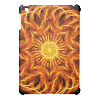 Holy Fire Mandala iPad Mini Covers