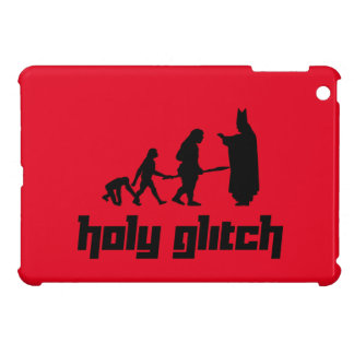 Holy Glitch Cover For The iPad Mini