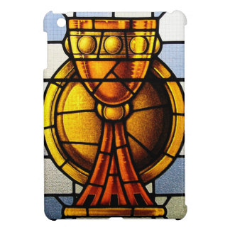 Holy Grail Stained Glass - Sacrament iPad Mini Case