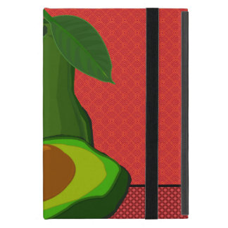 Holy Guacamole! Delicious Avocado! iPad Mini Cover