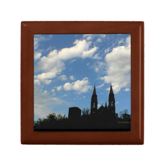 Holy Hill Basilica Silhouette, Wisconsin Gift Box