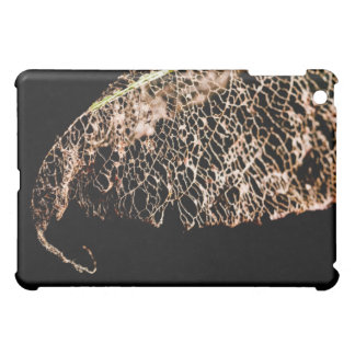 holy leaf abstract iPad mini cover