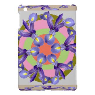 HOLY Look Dutch IRIS Flower Presentation iPad Mini Cover
