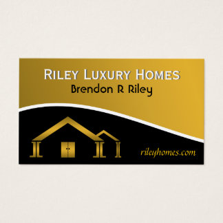 Home Building & Construction Business Cards