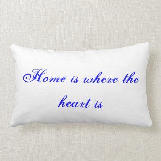 home/heart pillow throw cushion