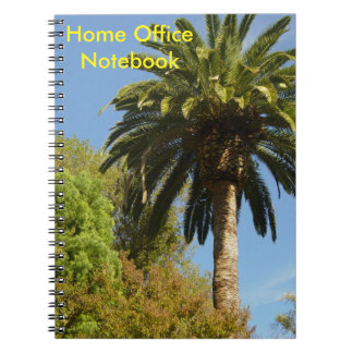 Home office notebook