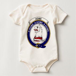 Home (or Hume) Clan Badge Baby Bodysuit