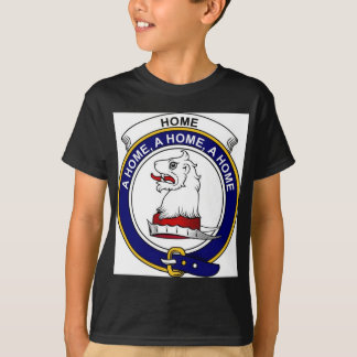Home (or Hume) Clan Badge T-Shirt