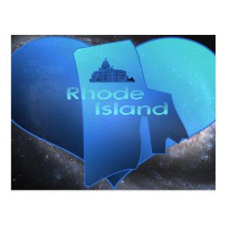 Home Rhode Island Postcard