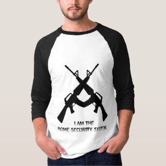 Home Security System T-Shirt