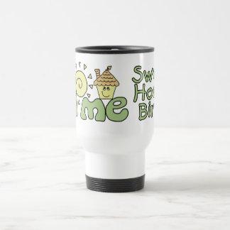 Home Sweet Home Birth! -House and Sunshine Travel Mug