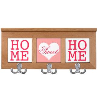 Home Sweet Home Coat Rack