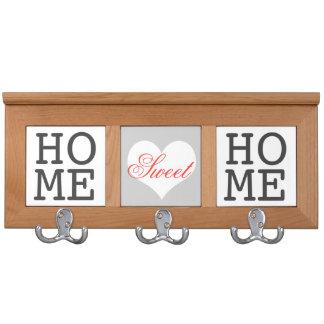 Home Sweet Home Coat Racks