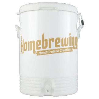 HomeBrewing Mash Tun Drinks Cooler
