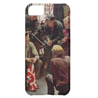 Homecoming Marine iPhone 5C Case