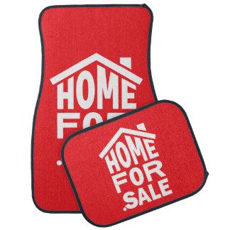 """""""HomeFor.Sale"""" Car Mats Car Mat"""