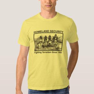 Homeland Security T Shirt