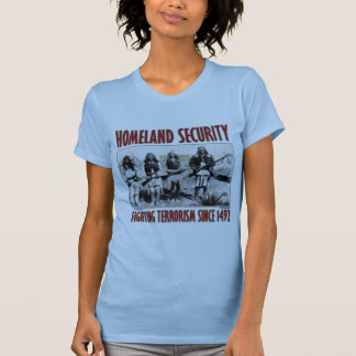 homeland security shirts