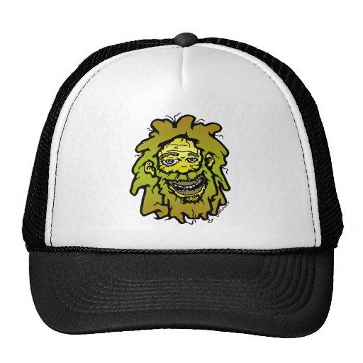 homeless-gld mesh hat