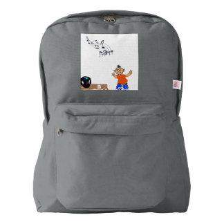 Homework Bound Backpack