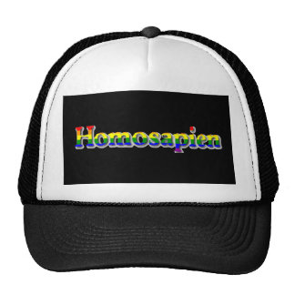 Homosapien Trucker Hat