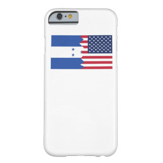 Honduran American Flag Barely There iPhone 6 Case