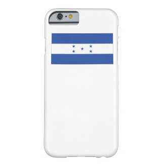 Honduran Flag Barely There iPhone 6 Case