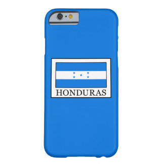 Honduras Barely There iPhone 6 Case