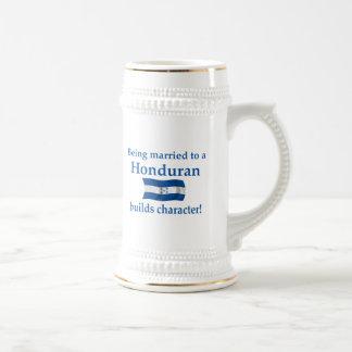 Honduras Character Beer Stein