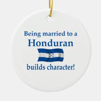Honduras Character Christmas Ornament