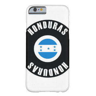 Honduras Flag Simple Barely There iPhone 6 Case