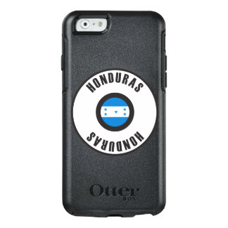 Honduras Flag Simple OtterBox iPhone 6/6s Case