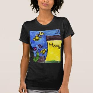 Honey and Bees Motif Tshirt