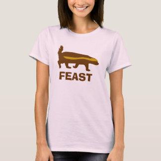 honey badger feast T-Shirt