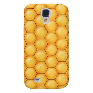 honey bee comb texture galaxy s4 case