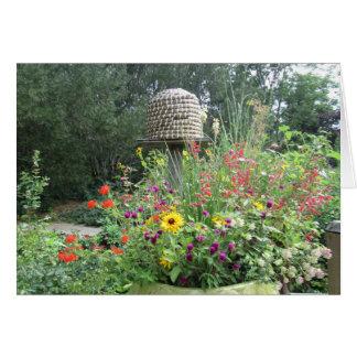 Honey Bee Habitat Card