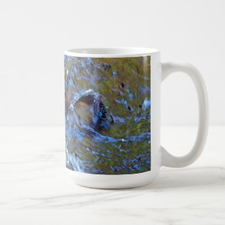 """Honey Hole Brown"" by James Lady Coffee Mug"