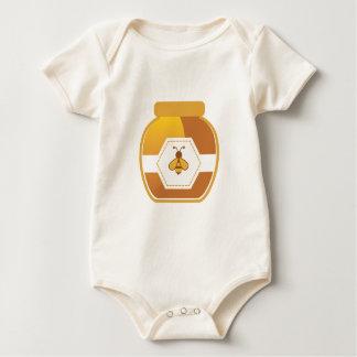 Honey Jar Baby Bodysuit
