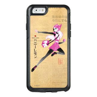 Honey Lemon on the Run OtterBox iPhone 6/6s Case