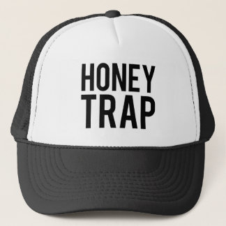 Honey Trap Trucker Hat