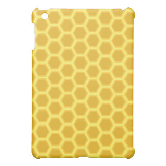 Honeycomb Pattern Cover For The iPad Mini