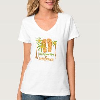 Honeymooning in Martinique T-shirt