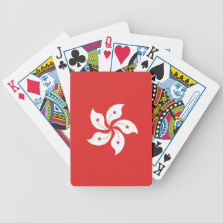 Hong Kong Bicycle Playing Cards
