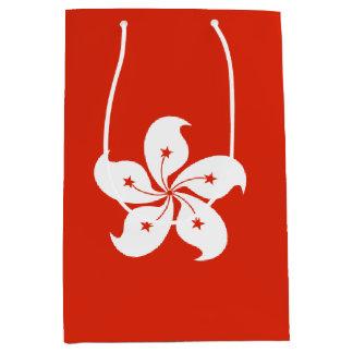 Hong Kong Flag Medium Gift Bag