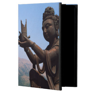 Hong Kong, Lantau Island, Po Lin Monastery Case For iPad Air