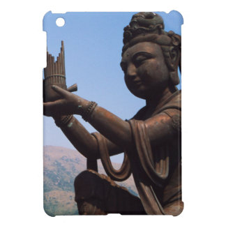 Hong Kong, Lantau Island, Po Lin Monastery iPad Mini Cases