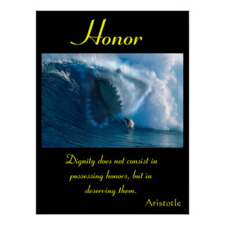 Honor Posters  land 4