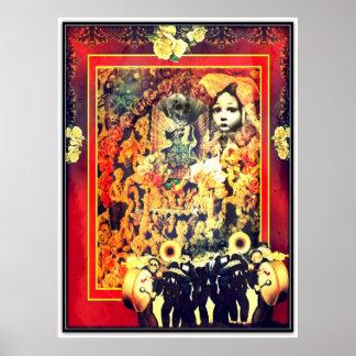 Honorer mon arbre genealogique poster