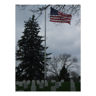 Honoring Fallen Soldiers Poster